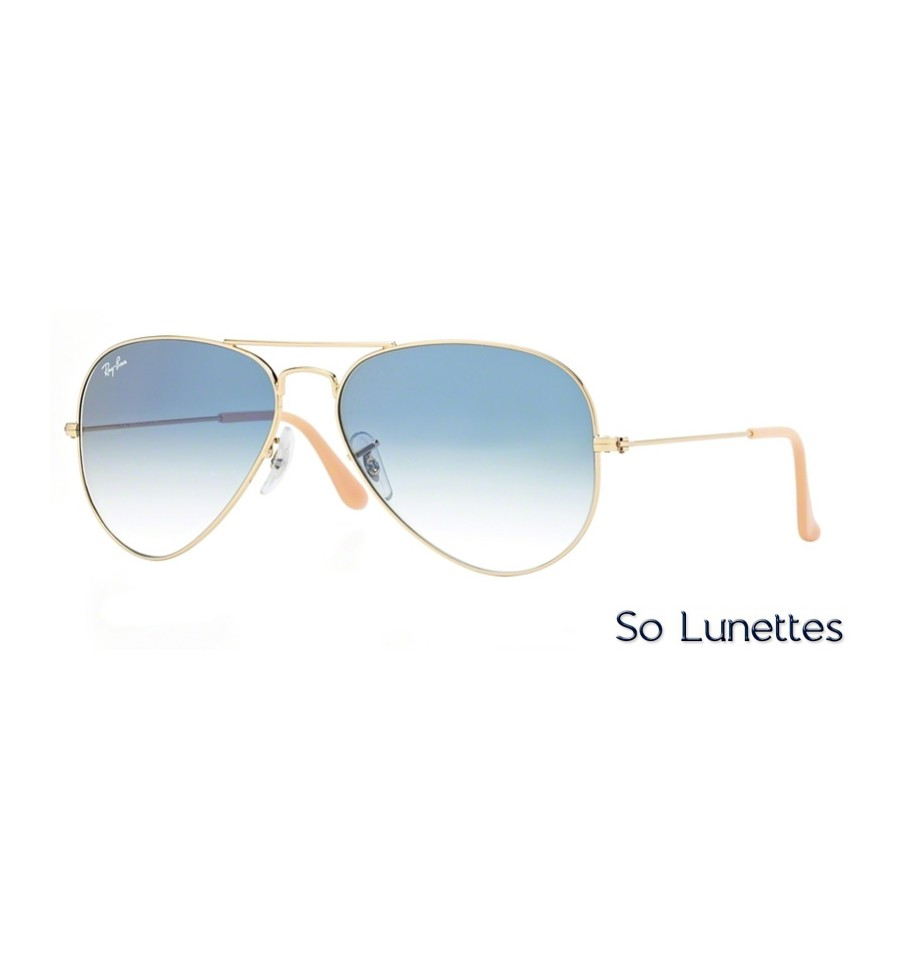 lunette ray ban homme aviator