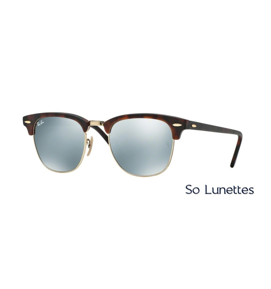 taille ray ban clubmaster homme