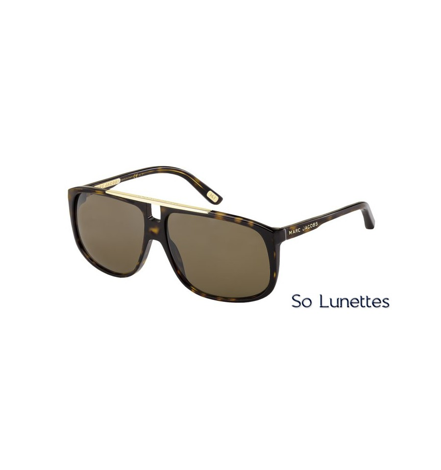 cdb9affb7be9a Marc Jacobs MJ 252 S 086 sp polarized - So-Lunettes