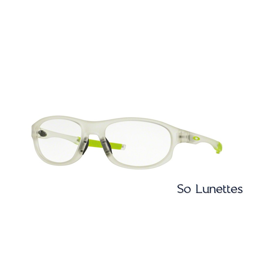 Lunettes de vue Oakley Homme CROSSLINK STRIKE (GLOBAL FIT) OX8048 804805  Transparente ef3ca2f0dc56