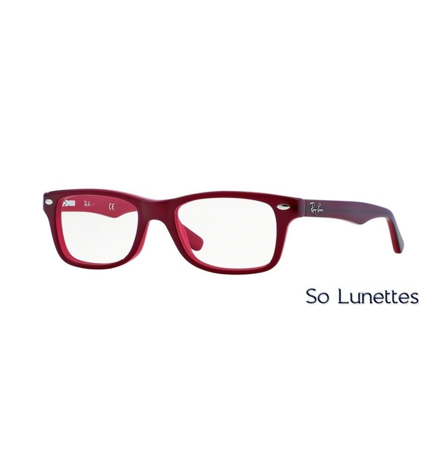 Lunettes de vue Ray-Ban RY1531 3592 monture Rouge 4951b1210d63