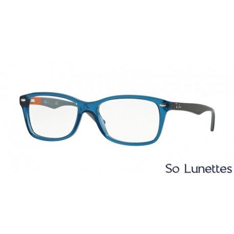 Lunettes de vue Ray-Ban Femme RX5228 5547 Bleue