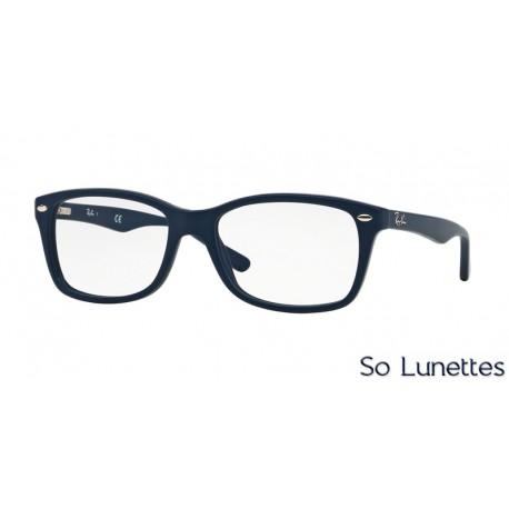 Lunettes de vue Ray-Ban Femme RX5228 5583 Bleue