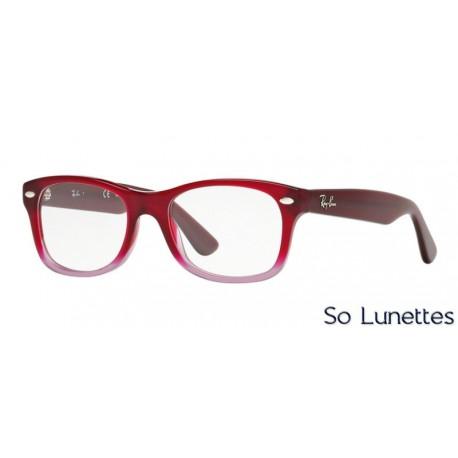 Lunettes de vue Ray-Ban RY1528 3583 Bordeaux