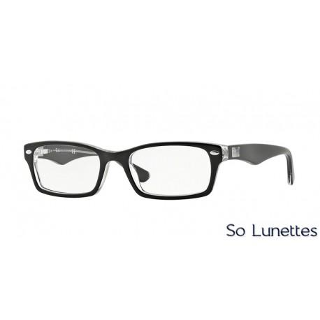Lunettes de vue Ray-Ban Homme RX5206 2034 Noire