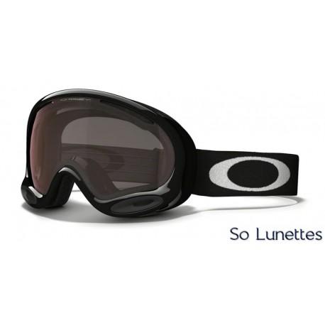 Masque de ski Oakley A-Frame 2.0 Jet Black OO7044 59-632