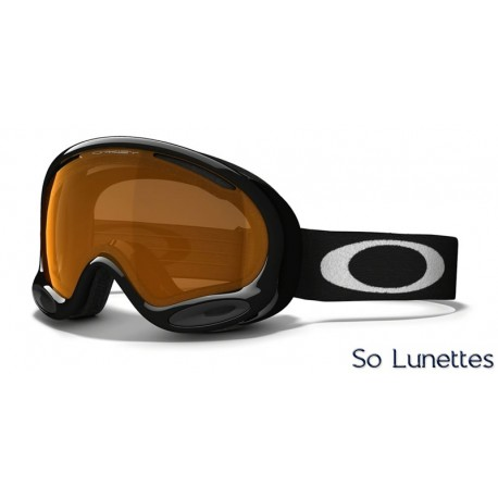 Masque de ski Oakley A-Frame 2.0 Jet Black OO7044 59-633
