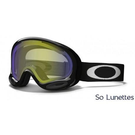Masque de ski Oakley A-Frame 2.0 Jet Black OO7044 59-636