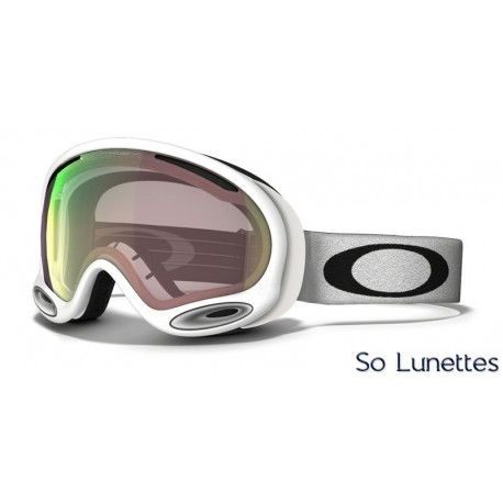 Masque de ski Oakley A-Frame 2.0 Polished White OO7044 59-637