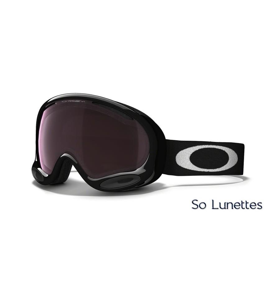Masque de ski Oakley A-Frame 2.0 Jet Black OO7044 59-746 - So-Lunettes 252f511cab9f