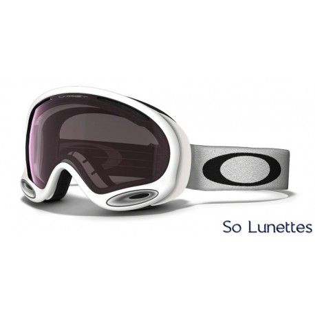 Masque de ski Oakley A-Frame 2.0 Polished White OO7044 59-747
