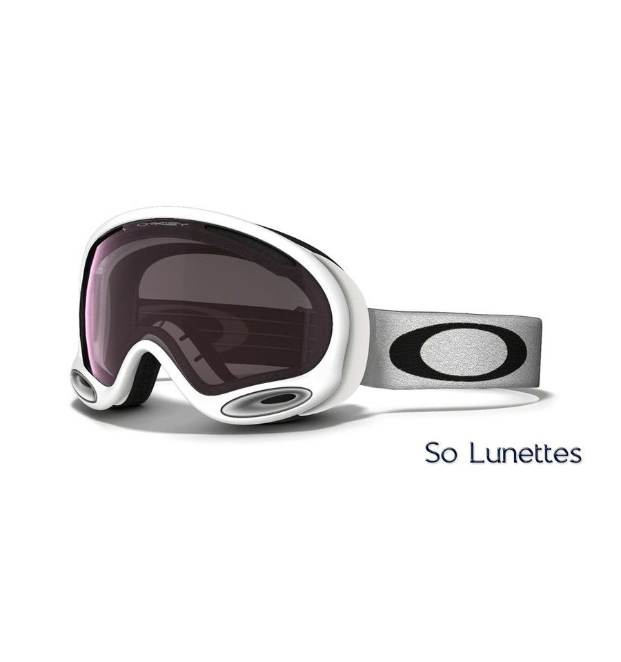 Masque de ski Oakley A-Frame 2.0 Polished White OO7044 59-747 - So ... a5c758afc00a