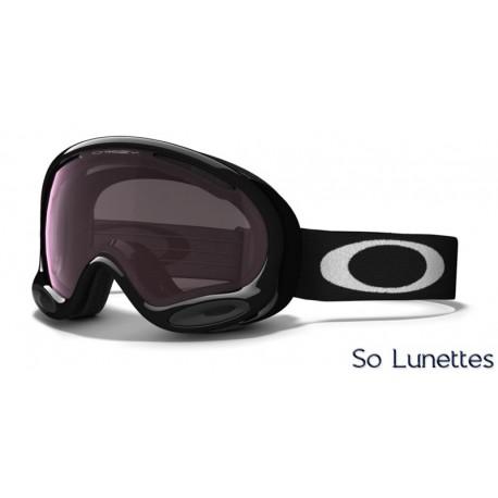 Masque de ski Oakley A-Frame 2.0 Jet Black OO7044 704402