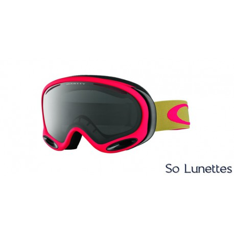 Masque de ski Oakley A-Frame 2.0 Copper Red OO7044 704412
