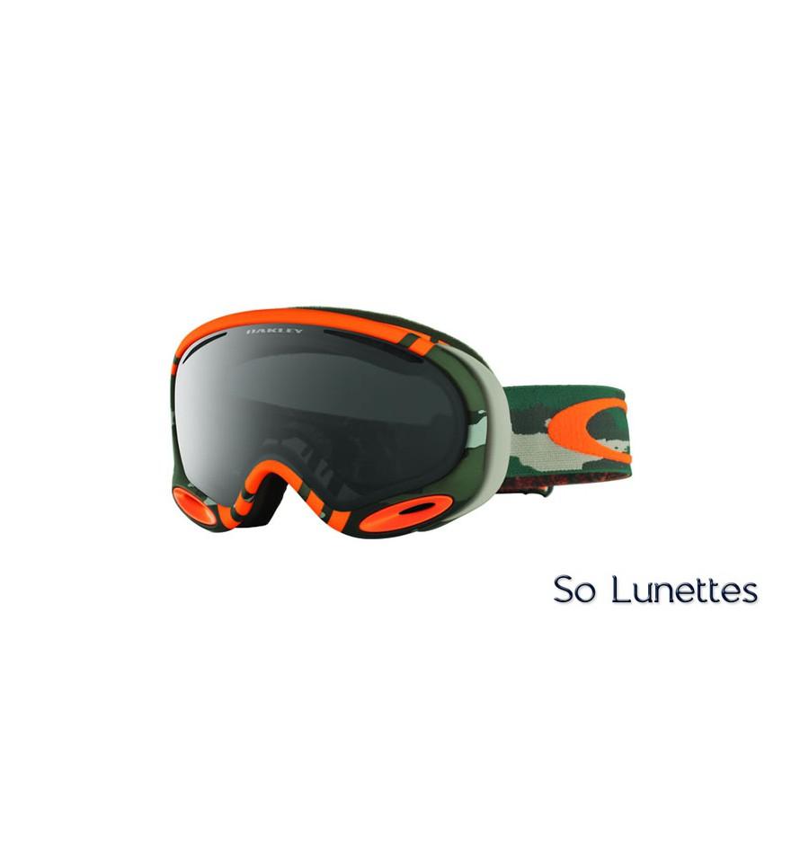 c15aebed1b3ce2 Masque de ski Oakley A-Frame 2.0 Flight Series Warhawk OO7044 704421 ...