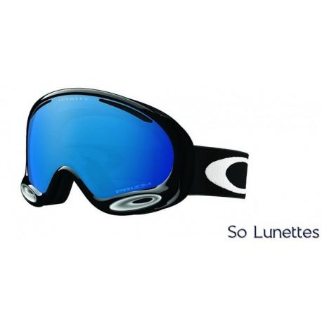 Masque de ski Oakley A-Frame 2.0 Jet Black OO7044 704448
