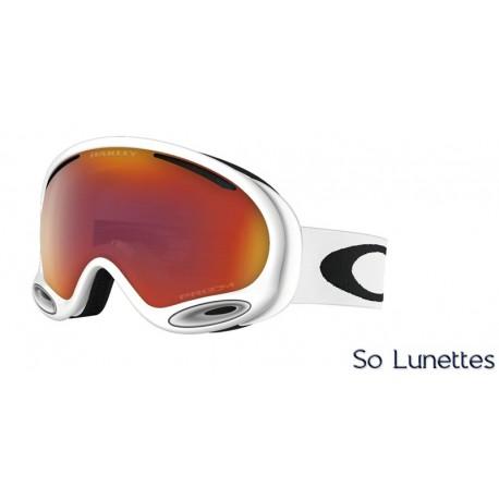 Masque de ski Oakley A-Frame 2.0 Polished White OO7044 704450