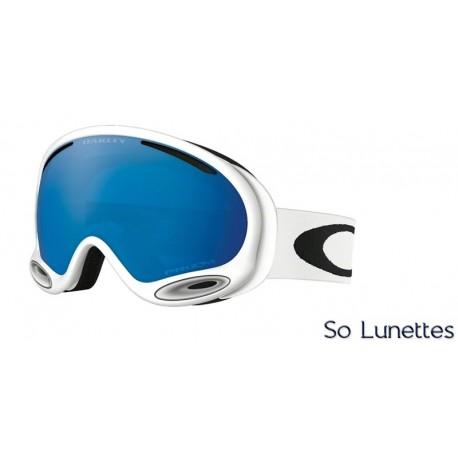Masque de ski Oakley A-Frame 2.0 Polished White OO7044 704451