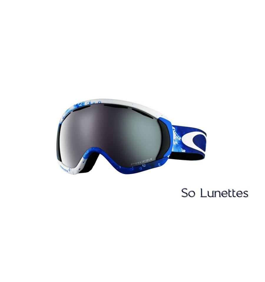 Masque de ski Oakley CANOPY JP SIG WHITEOUT OO7047 704708 - So-Lunettes db9eddaea8f0