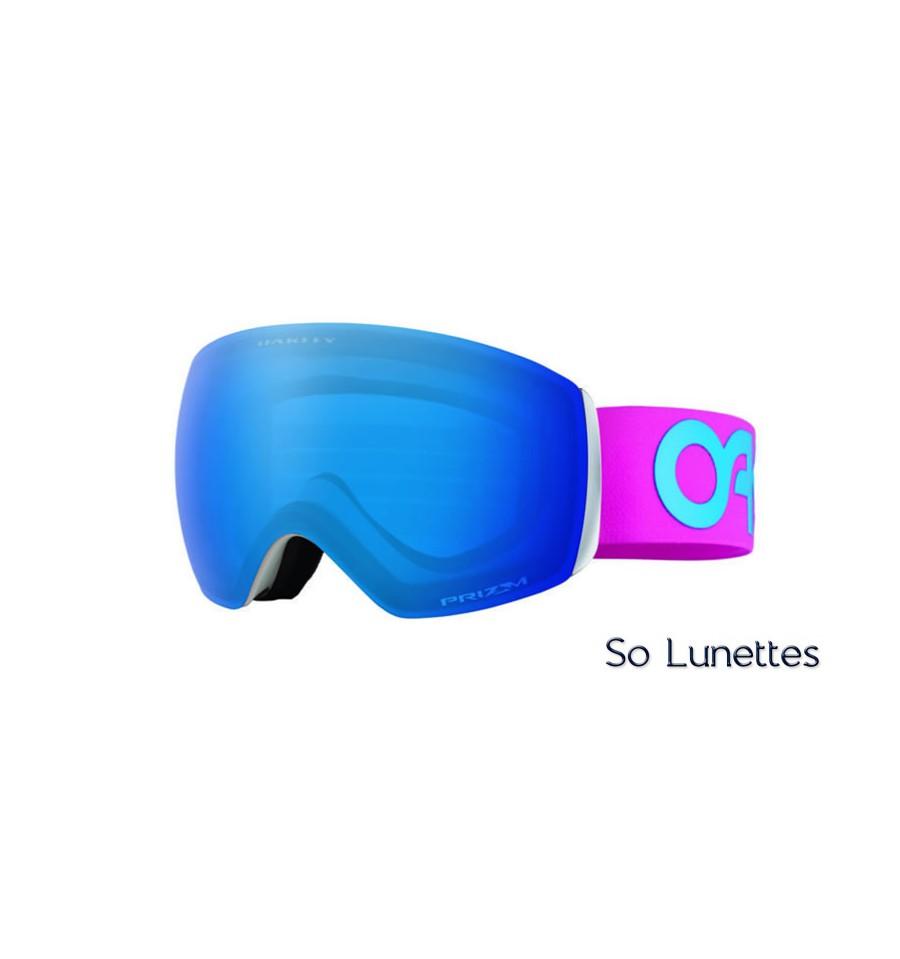 masque ski oakley flight deck