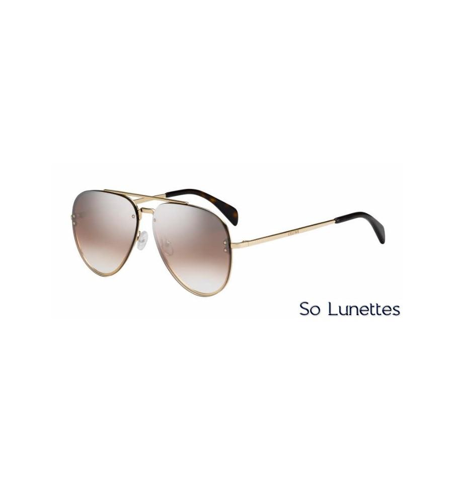 celine cl 41392 s j5g n5 gold so lunettes. Black Bedroom Furniture Sets. Home Design Ideas