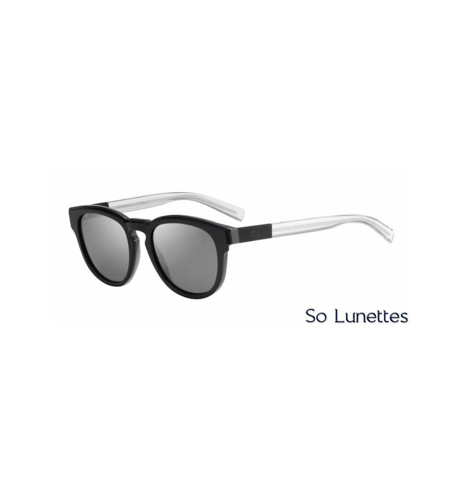 ... Lunette de soleil Dior Homme Blacktie 212S LMW (JI) BKGRY CRY Dior  Homme Black Tie 231s Sunglasses 555t4 Accessoires Lunettes ... 54d68b536af