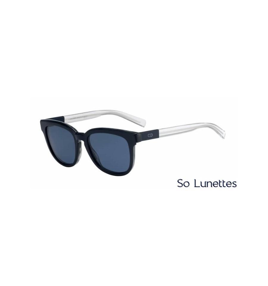 65ef0f4d7fbbb7 Lunette de soleil Dior Homme Blacktie 213S LMX (72) BLHVN CRY