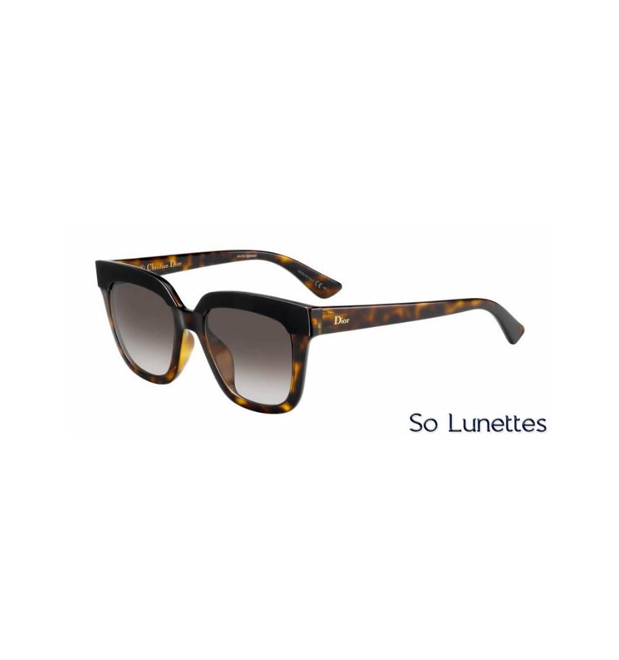Lunette de soleil Dior Diorsoft2 EDJ (HA) HAVANA 4837518905ea