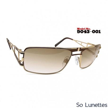 Cazal 9043/3 001 Brun or