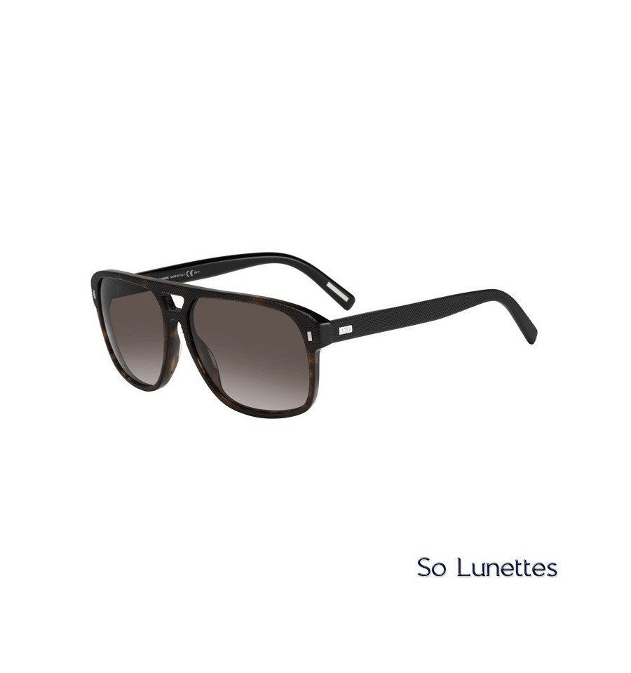 ca25fff413564e Dior Homme BLACKTIE165S KVX - So-Lunettes