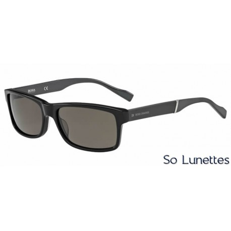 Lunette de soleil BOSS ORANGE BO 0158/S 6RE (NR) Noir