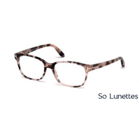 5f785535215ee0 Lunette de vue Tom Ford FT5406 056 tortoise