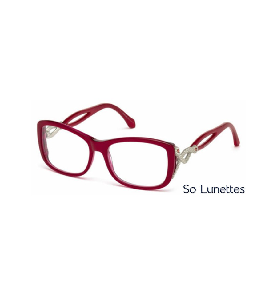 roberto cavalli rc0959 068 rouge so lunettes. Black Bedroom Furniture Sets. Home Design Ideas