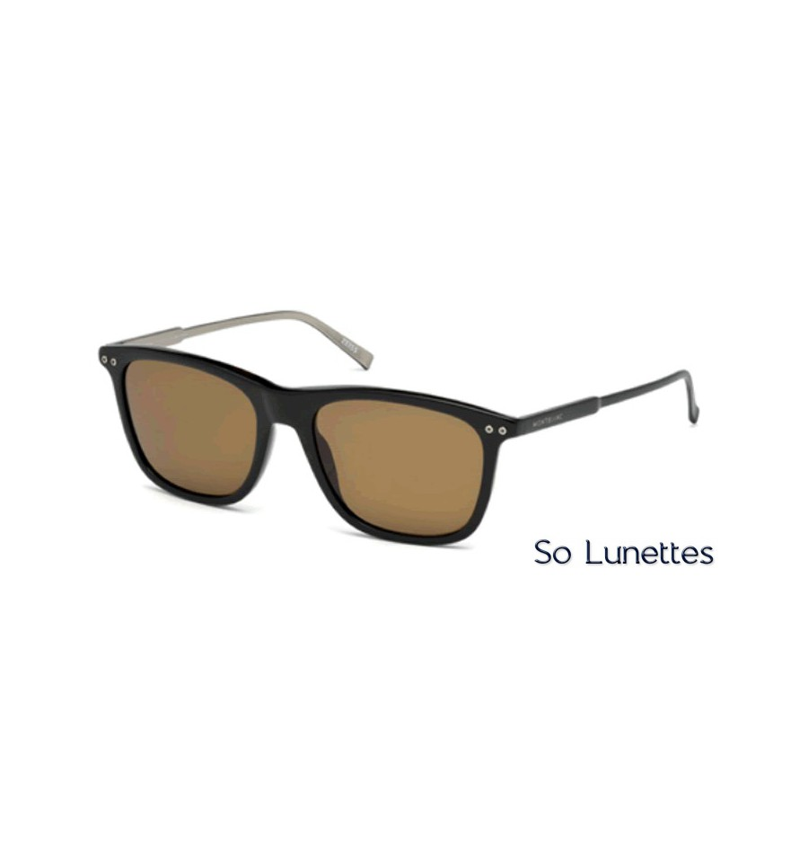 montblanc mb600s 01m noir brillant roviex so lunettes