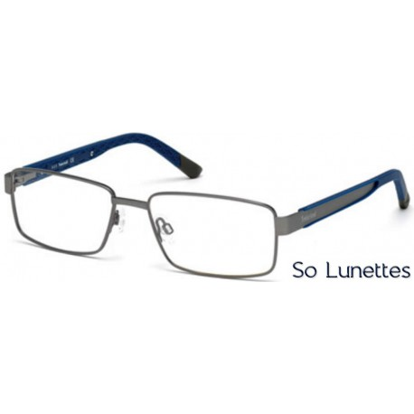 Lunettes de vue Timberland TB1302 009 anthracite opaque