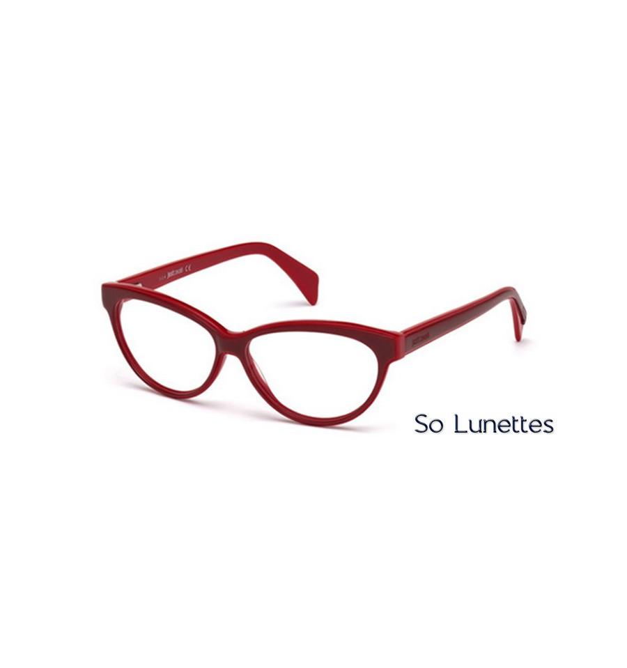 just cavalli jc0697 068 rouge so lunettes. Black Bedroom Furniture Sets. Home Design Ideas