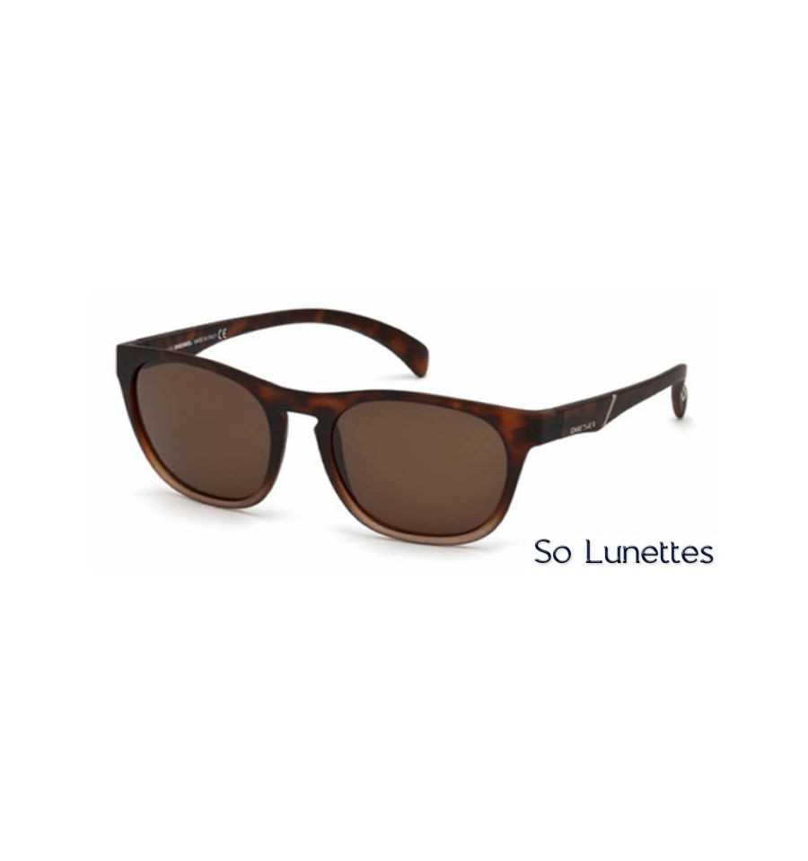 Lunette de soleil Diesel DL0170 56J Tortoise - roviex e91bbcec9995