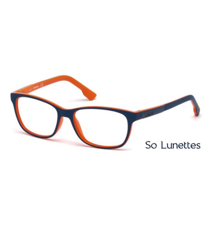 diesel dl5226 092 bleu so lunettes. Black Bedroom Furniture Sets. Home Design Ideas
