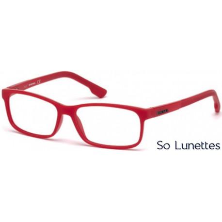 diesel dl5224 067 rouge opaque so lunettes. Black Bedroom Furniture Sets. Home Design Ideas