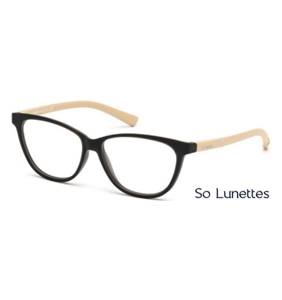 diesel dl5180 020 gris so lunettes. Black Bedroom Furniture Sets. Home Design Ideas