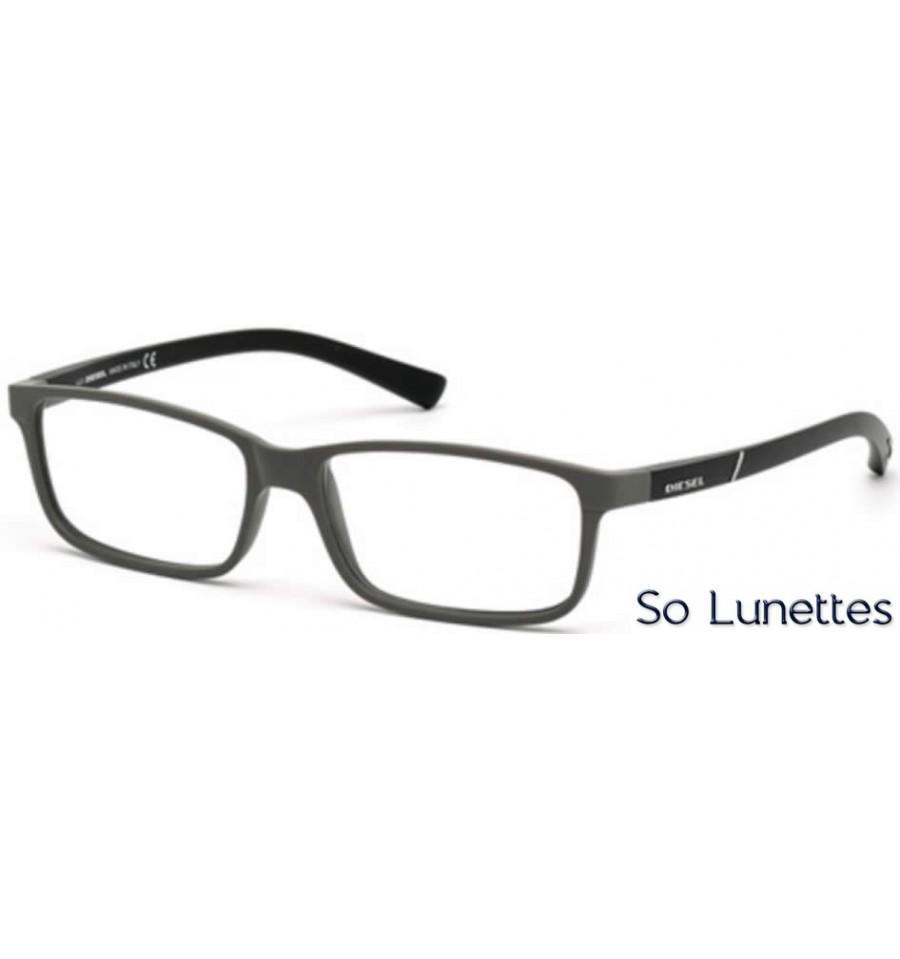 diesel dl5179 058 beige opaque so lunettes. Black Bedroom Furniture Sets. Home Design Ideas