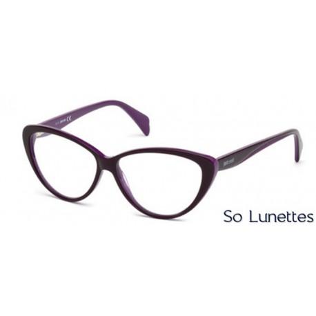 Lunettes de vue Just Cavalli JC0713 083 violet