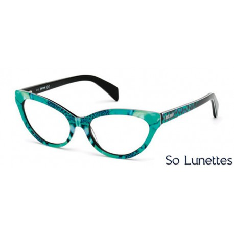 Lunettes de vue Just Cavalli JC0716 098 vert foncé