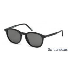 Lunettes de soleil Mont Blanc pas cher Garantie 1 an - So-Lunettes 2c72707a7445