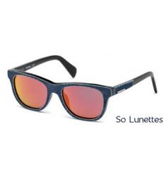 c0d3825f3c7e92 Lunettes de soleil Diesel pas cher Garantie 1 an - So-Lunettes
