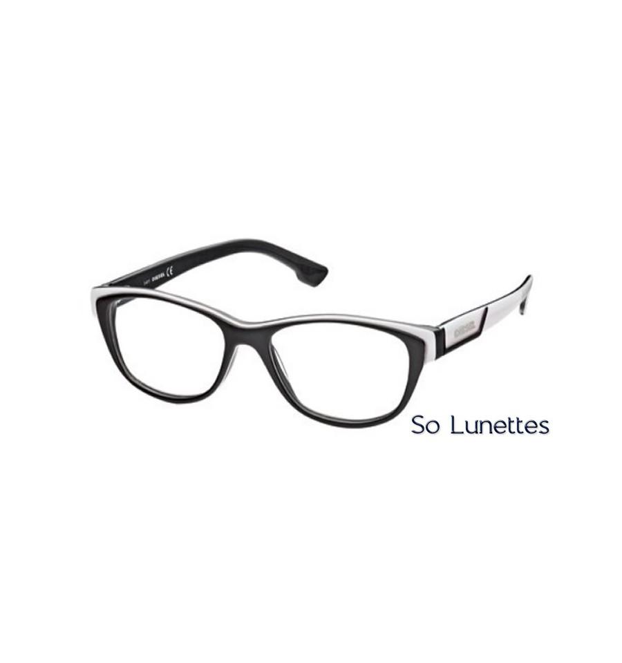 diesel dl5012 005 noir so lunettes. Black Bedroom Furniture Sets. Home Design Ideas