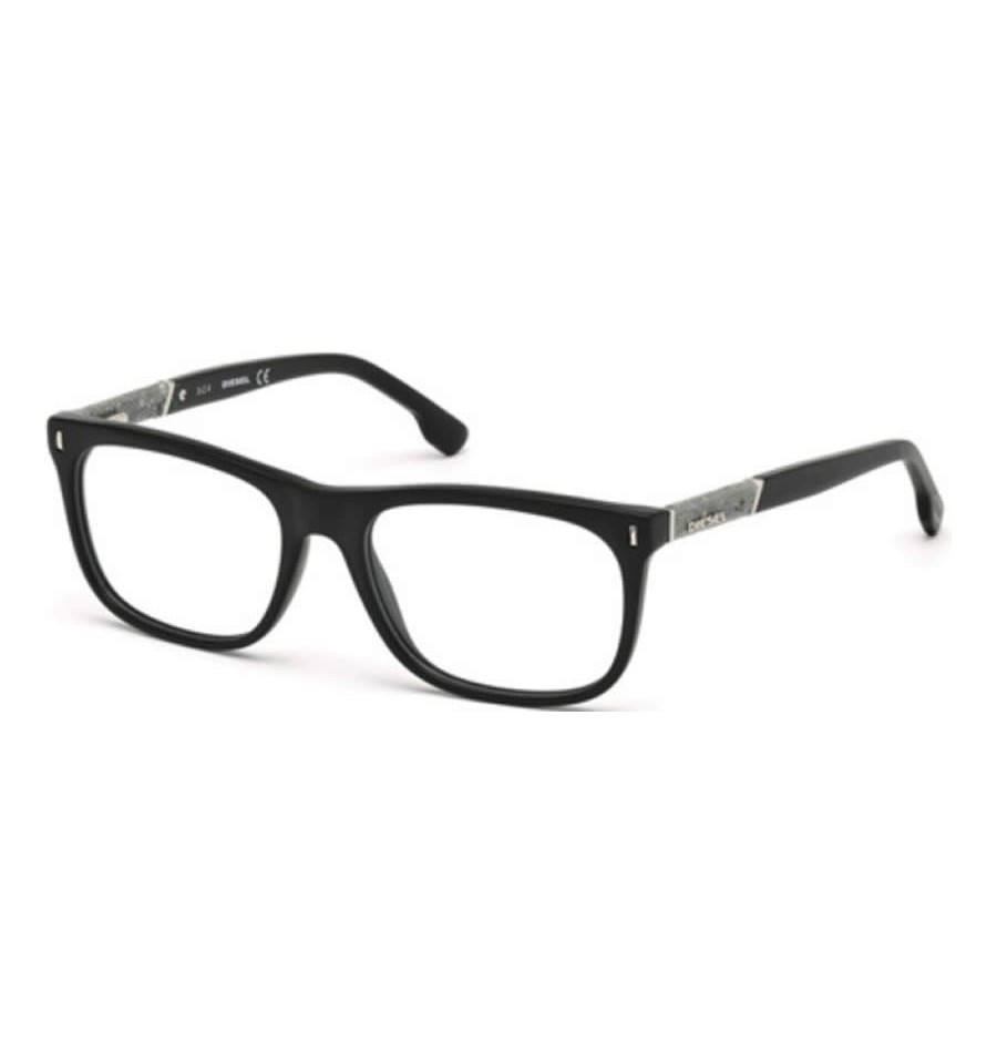 diesel dl5157 002 noir opaque so lunettes. Black Bedroom Furniture Sets. Home Design Ideas