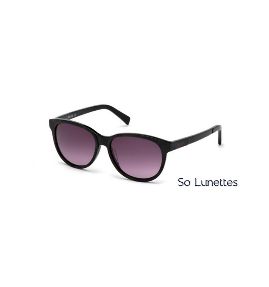 2ab6017a70a857 Lunettes de soleil Just Cavalli JC673S 56Z tortois - violet fumé ou miroité