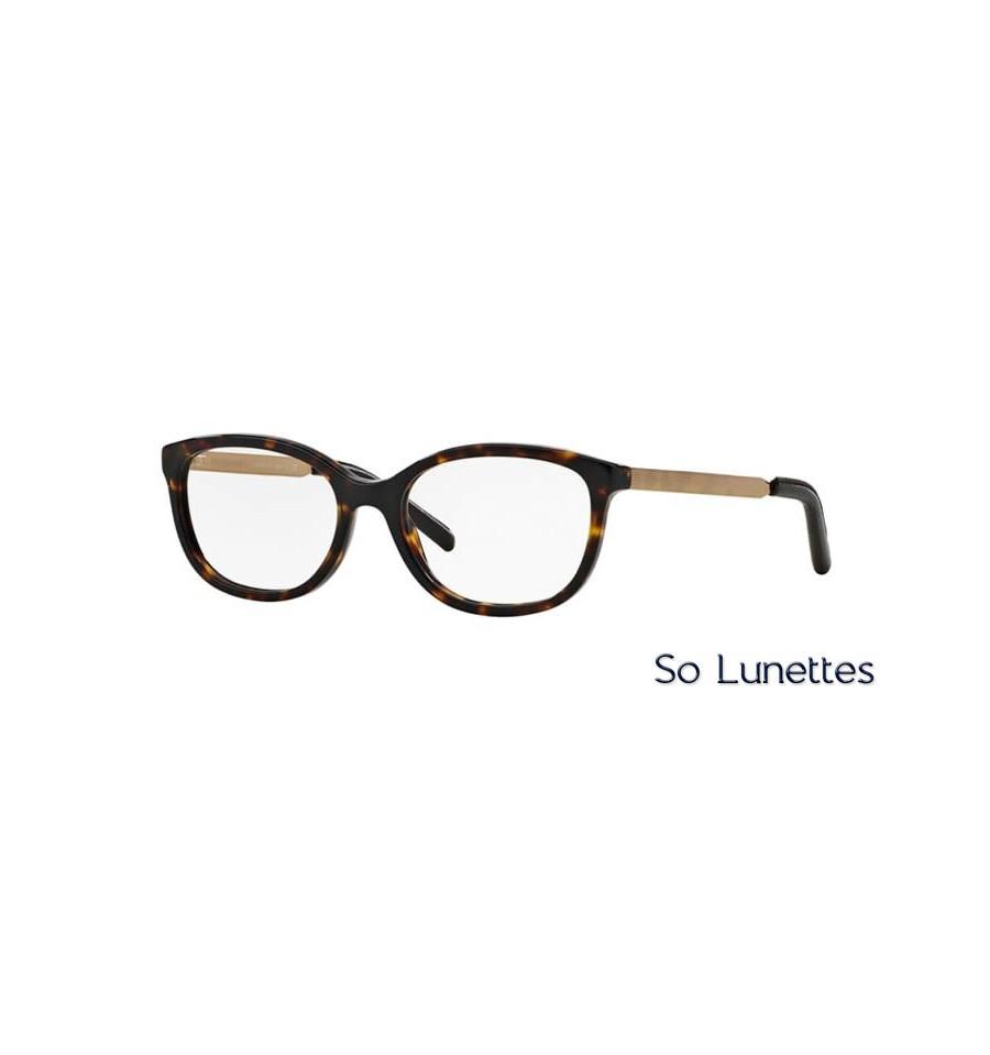Lunette de vue Burberry Femme 0BE2148Q 3002 monture Ecaille c05ce0518c63