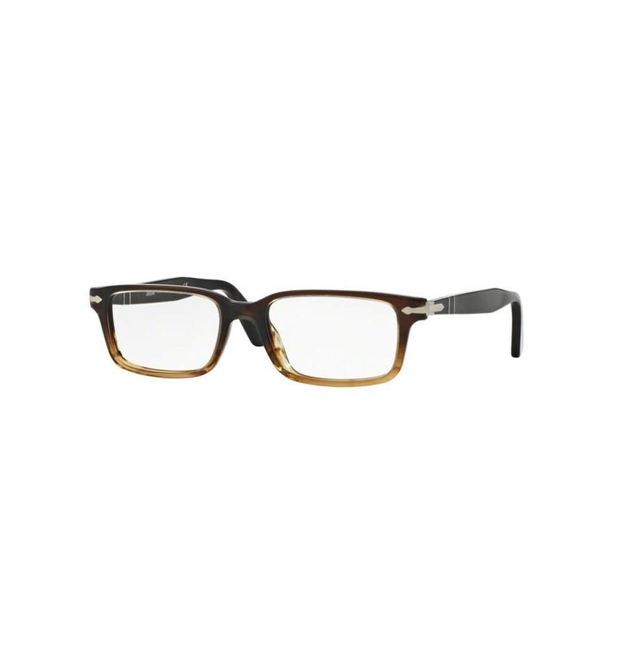 66d8cdabf18 Lunette de vue Persol 0PO2965VM 1026 brown – striped brown
